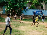 Childcare project in Sri Lanka with IVHQ