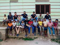 Volunteer on the Childcare project in Sri Lanka with IVHQ