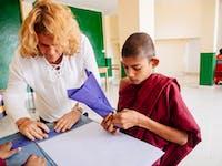 IVHQ Teaching volunteer in Sri Lanka