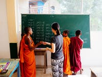 IVHQ Teaching volunteer in Sri Lanka
