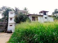 Volunteer house exterior Kandy, Sri Lanka