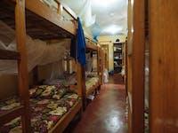 An IVHQ homestay bedroom in Tanzania