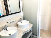 Thailand Hua Hin bathroom for IVHQ volunteers