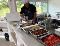 IVHQ Hua Hin volunteer Lunch