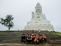 IVHQ volunteers explore Chiang Rai during an IVHQ weekend