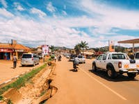 Visiting Kampala in Uganda with IVHQ