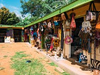 Local craft markets in Uganda, IVHQ
