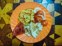 Dinner for IVHQ volunteers in Uganda
