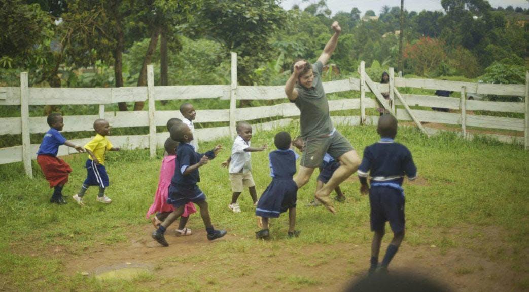 Volunteer in Childcare in Uganda with IVHQ