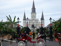 Explore New Orleans History during an IVHQ weekend