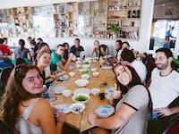 IVHQ volunteer cooking class in Vietnam