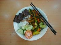 Volunteer dinner with IVHQ in Vietnam, Ho Chi Minh