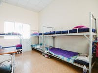 Volunteer bedroom with IVHQ in Vietnam