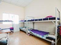 Volunteer bedroom with IVHQ in Vietnam