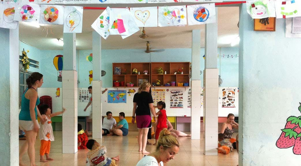 Volunteer in Special Needs/Childcare with IVHQ in Vietnam - Ho Chi Minh City