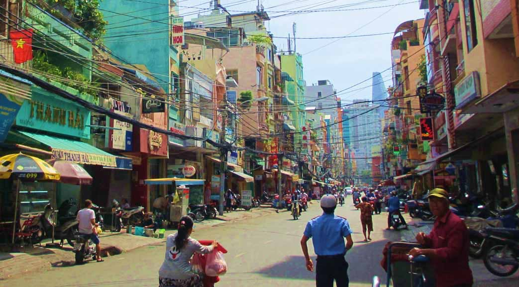 Volunteer and live in Vietnam - Ho Chi Minh City