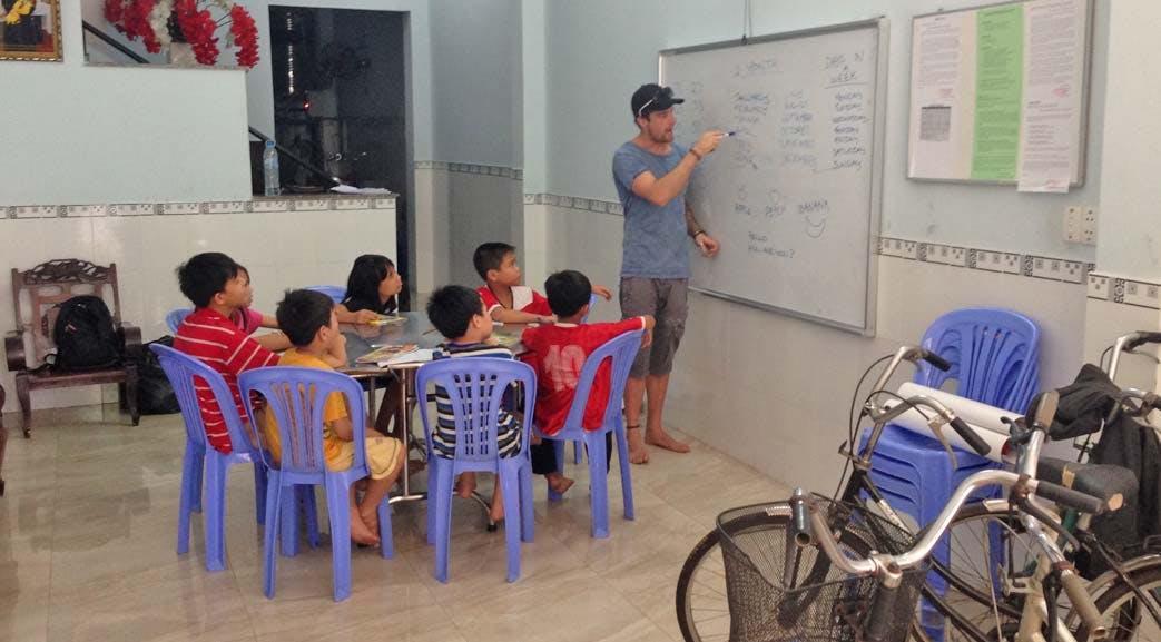 Volunteer to Teach English in Vietnam - Ho Chi Minh City