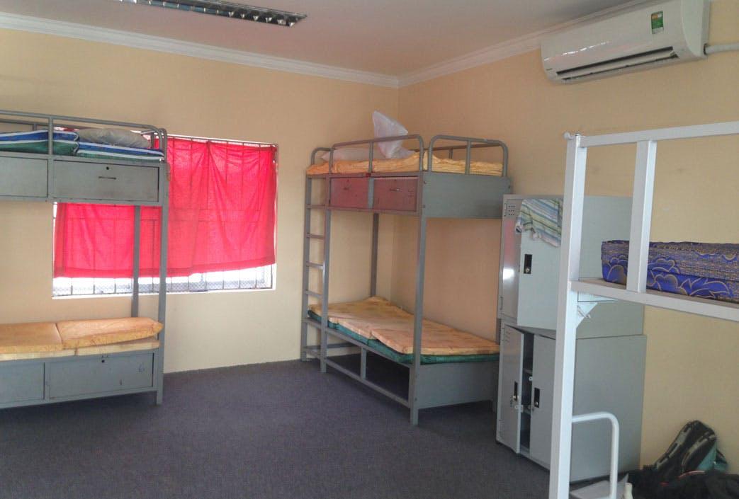 Volunteer dormitory accommodation in Vietnam - Ho Chi Minh City