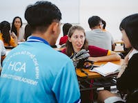 Teaching English volunteer with IVHQ in Vietnam - Ho Chi Minh City
