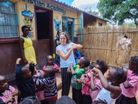 Volunteer in Kindergarten with IVHQ in Zambia