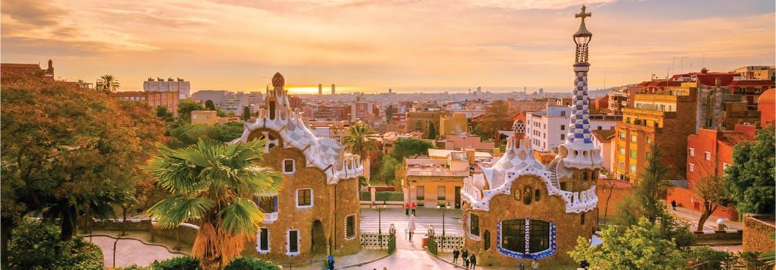 Watch IVHQ volunteers abroad in Barcelona, Spain