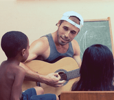Affordable Arts & Music Volunteer Abroad Projects