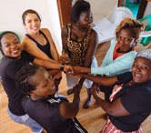 Volunteer abroad in Uganda with IVHQ