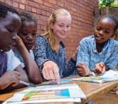 Volunteer in Zambia with International Volunteer HQ