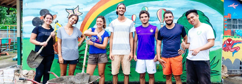 Freiwilligenarbeit Ausland mit IVHQ