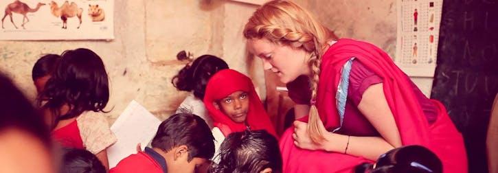 Volunteer Abroad in India with International Volunteer HQ