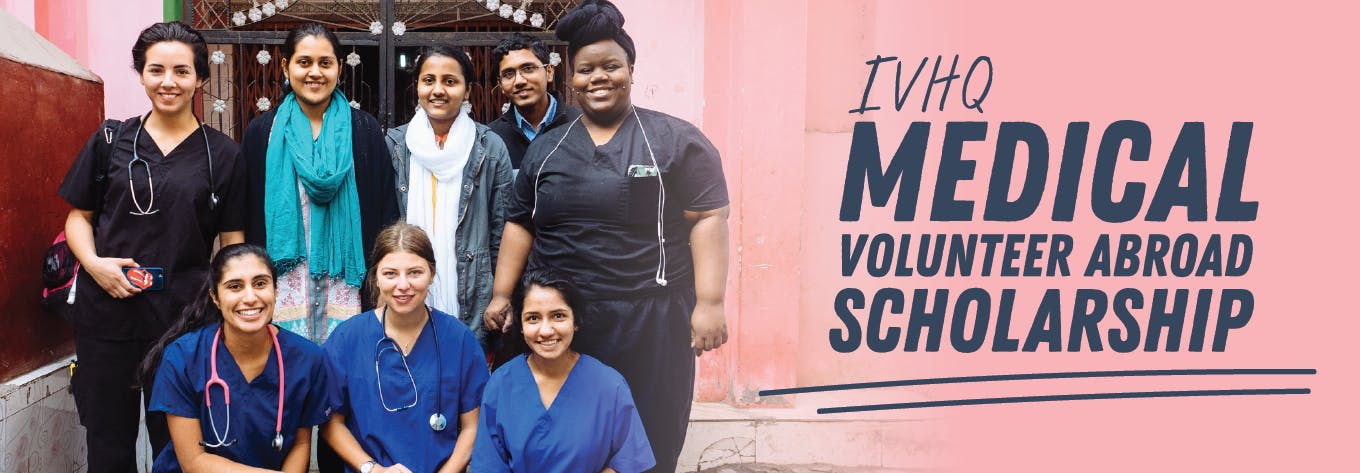 Thanks for your Medical Volunteer Abroad scholarship application!