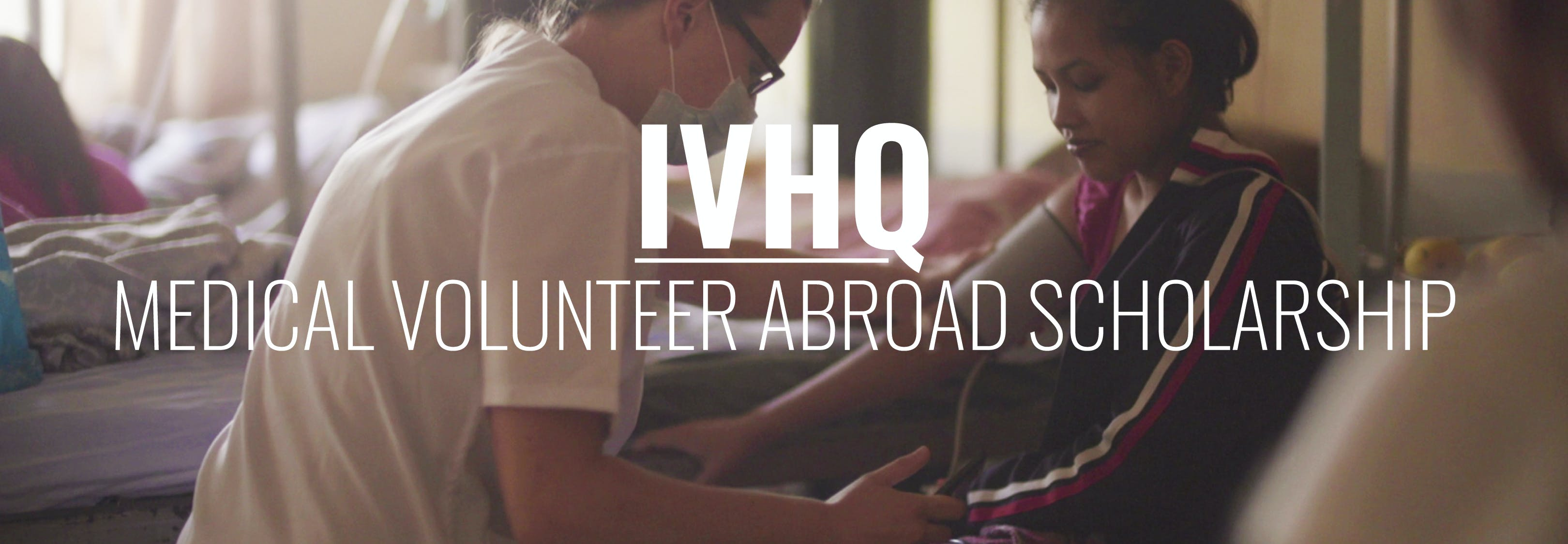 Find out about IVHQ Scholarships