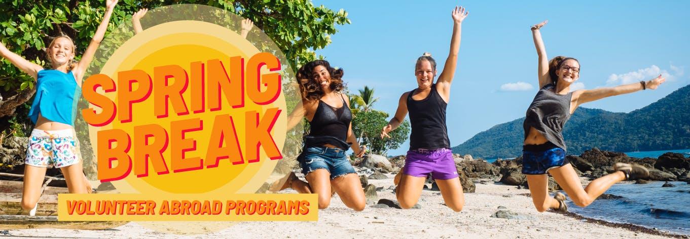 Spring Break 2020 with International Volunteer HQ