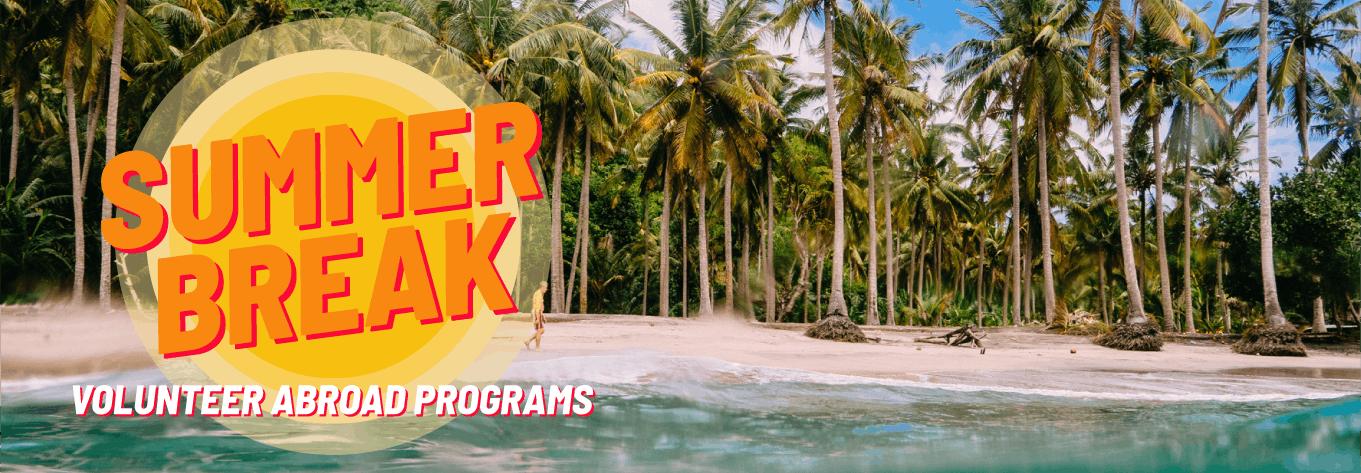 Summer Break 2020 with International Volunteer HQ
