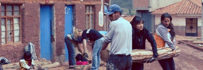 Affordable Construction & Renovation Volunteer Projects