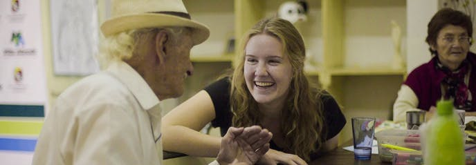 Affordable Elderly Care Volunteer Abroad Projects