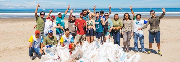 Volunteer in Santa Elena, Ecuador with International Volunteer HQ