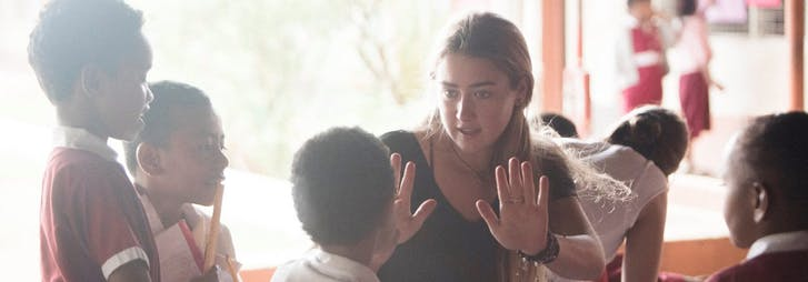 Volunteer in Fiji with International Volunteer HQ