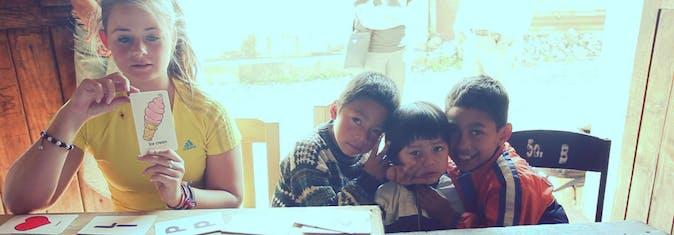 Volunteer in Guatemala with International Volunteer HQ