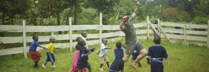 Volunteer abroad in Uganda with IVHQ