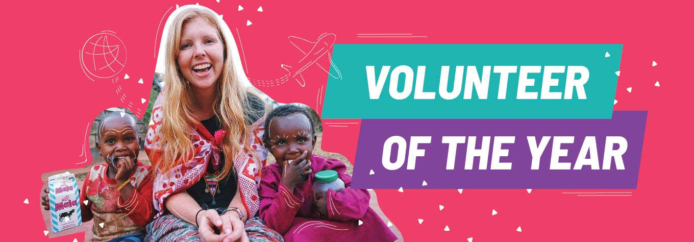 Vote for the IVHQ Volunteer of the Year Scholarship