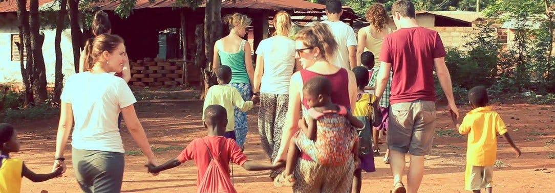 Volunteer Abroad in Ghana with IVHQ