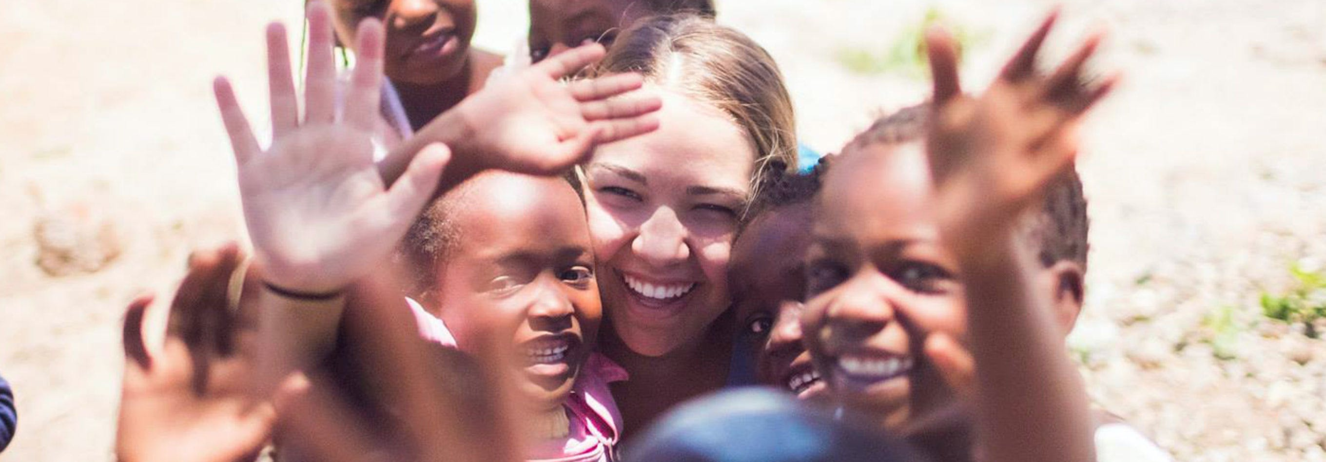 Volunteering in Africa with IVHQ