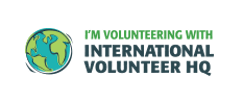 I'm volunteering with International Volunteer HQ