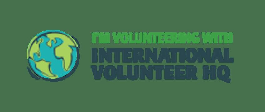 I'm volunteering with International Volunteer HQ