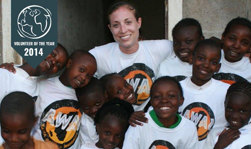IVHQ Volunteer of the Year 2014 - Cara Lawler