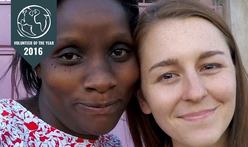 IVHQ Volunteer of the Year 2016 - Lauren Jackson