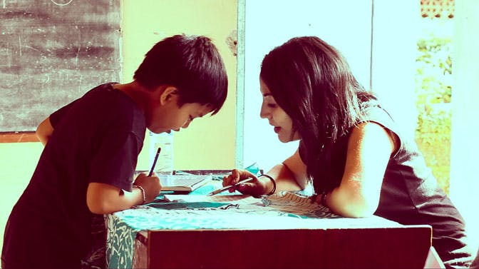 Quality volunteer abroad in Bali with International Volunteer HQ