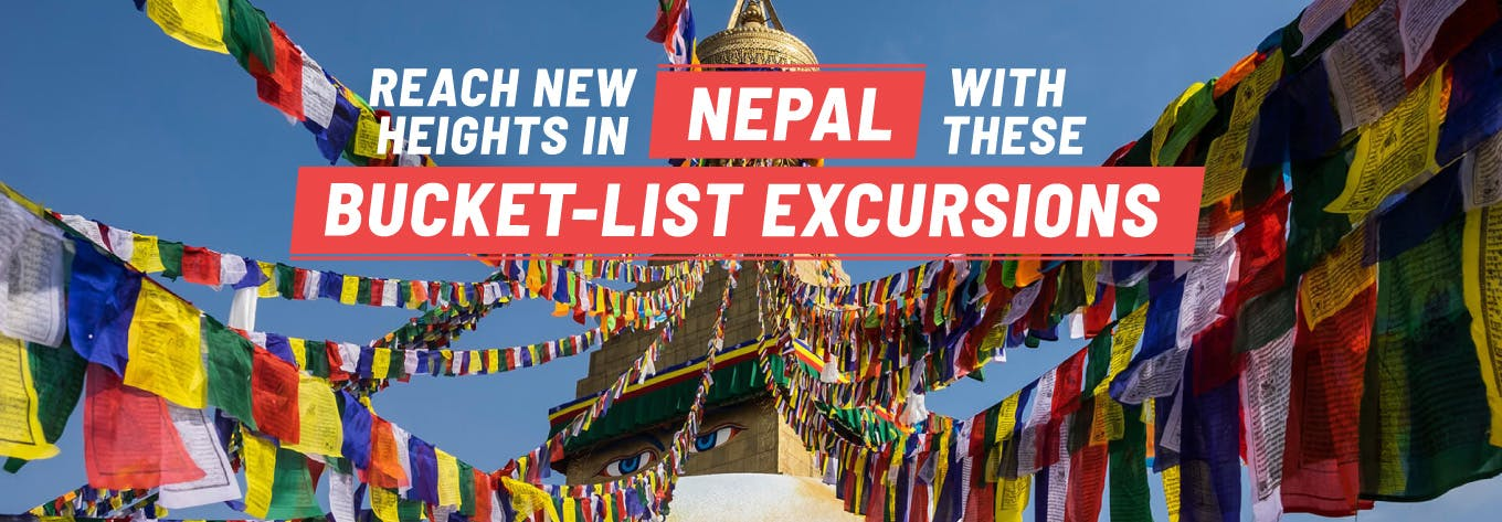 IVHQ Nepal Tours: Recommended add-on's for your Nepal volunteer program with IVHQ.