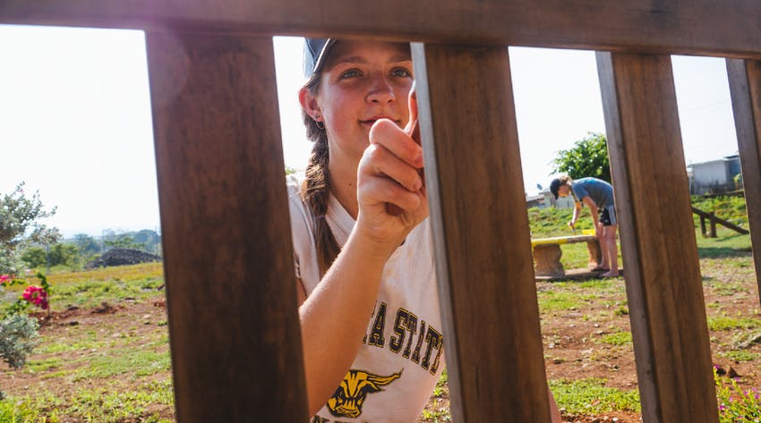 Volunteer as a high school student with IVHQ in Costa Rica